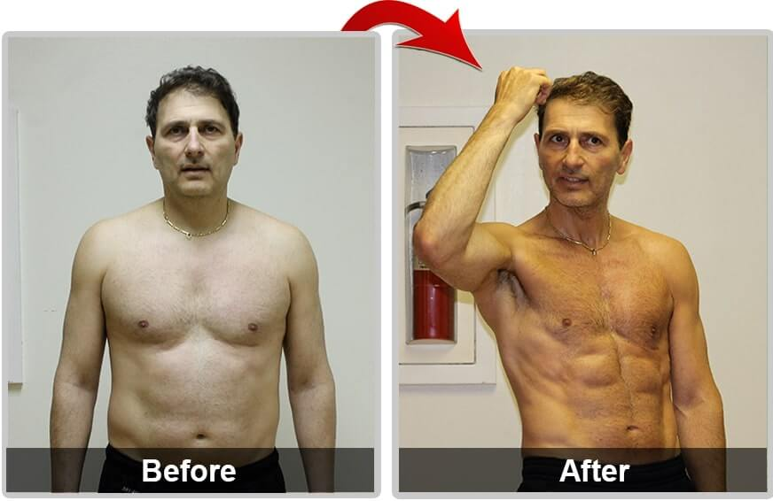 Ray v fitness Success stories